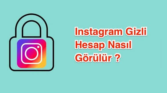instagram profilleri görme